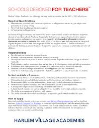 resume middle school science teacher resume simple middle school science teacher resume full size