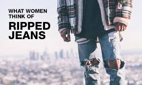 <b>Ripped Jeans</b> For <b>Men</b>: What Women Think About Them