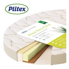 <b>Матрас Plitex</b> (<b>Плитекс</b>) <b>Aloe</b> Vera Oval 1250х650х100 мм ...