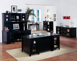 black office desks digihome black office desks