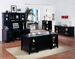 black office desks digihome black home office desk