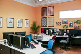 interior in home office best colors for office