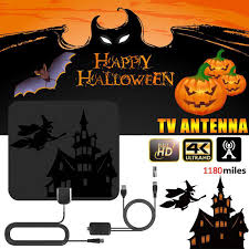 NEW 1180 <b>Mile 4K</b> Digital HDTV Antenna Indoor Amplified TV ...