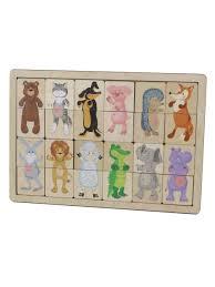 """Игра развивающая деревянная """"<b>Зоопарк</b>"""" <b>Десятое королевство</b> ..."""