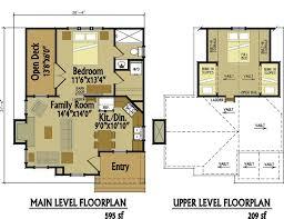 Small Cottage Floor Plan   loft   Small Cottage Designssmall cottage floor plans