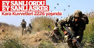 Orgeneral Akar'dan 'Kara Kuvvetleri' mesajı
