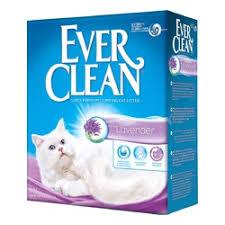 <b>Наполнитель Ever Clean Lavender</b> комкующийся с ароматом ...