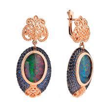 Ювелирные изделия с опалами: купить украшение с камнем ...