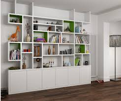 Living Room With Bookcase Mdf Painted Bookcase In The Living Room Bookshelves Pinterest