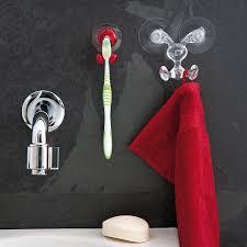 <b>Набор держателей для зубных</b> щёток на присоске TOMMY ...