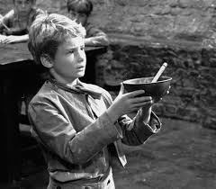 dickens at a birthday you can t bah humbug news poor orphan oliver twist was one of the 989 d characters dickens created during his prolific career above mark lester asks for more gruel during the