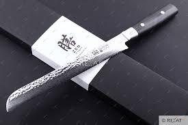 <b>Кухонный нож</b> для хлеба Yaxell Yaxell <b>23</b> см YA35508 купить в ...