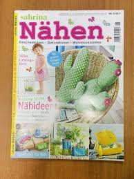 110096/21 Журнал <b>Burda BPV Medien</b> Sabrina Nahen