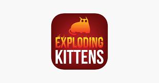 <b>Exploding Kittens</b>® on the App Store