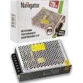Трансформатор (<b>драйвер</b>) светодиодный <b>LED 120w</b> 12v Navigator