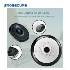 SNOSECURE <b>1080P</b> IP Camera WiFi Wireless Mini - www ...