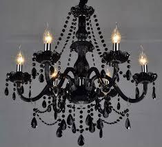 black chandelier lighting. black chandelier diy but all white to hang above the altar i can lighting l