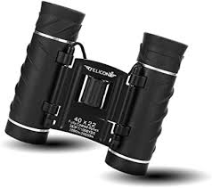 40x22 Compact Mini Binoculars for Adults, Small ... - Amazon.com