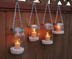 garden makeover ideas for the easter holidays austin mason jar pendant lamp diy