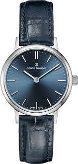 Наручные <b>часы Claude Bernard 20215</b>-<b>3BUIN</b> — купить в ...