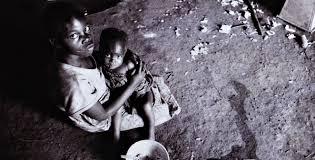 the poor remain poor