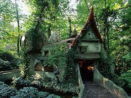 Magical Cottages Taken Straight From A Fairy Tale   Bored PandaForest House in Netherlands