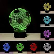 Linkax <b>3D</b> LED <b>Night Light</b> Optical Illusion Light Illuminating Light ...