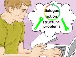 how to be a good writer writing exercises wikihow write an effective screenplay for a short film