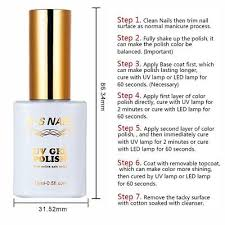 <b>RS NAIL UV</b> Gel <b>Nail</b> Polish LED Soak Off Upgrate Glitter Hybrid Gel ...