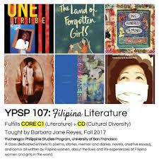 on teaching filipina literature barbara jane reyes