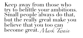 Best Mark Twain Quote Ambition | THE PHILOSOPHY OF EVERYTHING