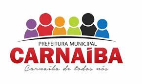 Resultado de imagem para logo da prefeitura municipal de carnaiba pe