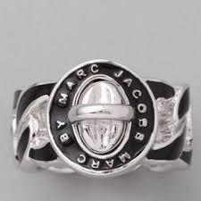 Бижутерия Marc by <b>Marc Jacobs серебристая</b> - купить по цене 3 ...