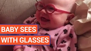 Cute <b>Baby</b> Sees Mom For the First Time With <b>Glasses</b> Video <b>2016</b> ...