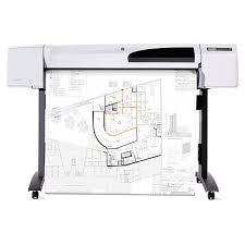 <b>HP</b> DesignJet 510 <b>42</b>-in CH337A Ink
