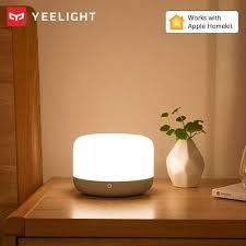 Yeelight <b>LED Bedside Lamp D2</b> Smart Table Light RGBW Dim for ...