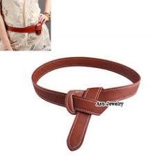 <b>New 3cm Wide</b> Black Red <b>White</b> Gold Brown Genuine Leather Belt ...