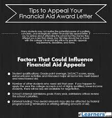 How to Appeal Your Financial Aid Award Letter