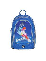 <b>Рюкзак школьный</b> Cosmo II, Snowboarder, 36x29x18 см <b>Magtaller</b> ...
