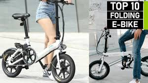 Top 10 Most Powerful <b>Folding Electric Bikes</b> to Buy - YouTube
