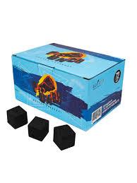 Кокосовый уголь для кальяна PUNCH <b>1</b> кг, 72 шт., 25мм CROWN ...
