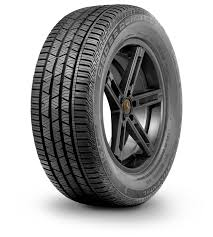 <b>Continental Cross Contact LX</b> Sport - Tyre Tests and Reviews ...