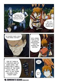 tales of demons and gods chapter battle at the corn tales of demons and gods chapter 116 5 battle at the corn field part 2