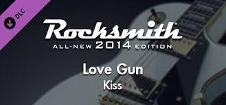 "Save 40% on Rocksmith® 2014 – <b>Kiss</b> - ""<b>Love Gun</b>"" on Steam"