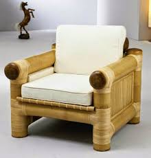bamboo chair with pillow livingroom furniture design ideas bamboo furniture designs