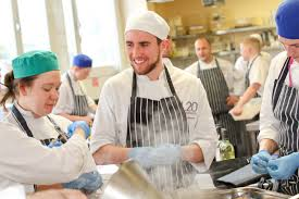hugh baird college s hospitality and or economy career budding hospitality and or economy students aim to kick start their careers