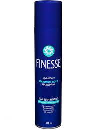 <b>Finesse Лак для волос</b> экстрасильной фиксации, 400 мл купить с ...