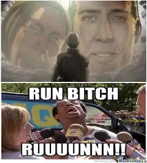 Even Colossal Titan Is Scared Of Him by qazwsxedc - Meme Center via Relatably.com