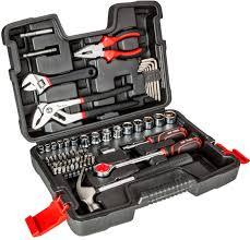 """<b>Набор инструментов</b> """"<b>Top</b> Tools"""", 1/4"""", 1/2"""", 81 предмет"""