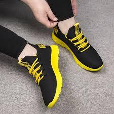 Laamei <b>New Men Sneakers Breathable</b> Casual No slip Men ...